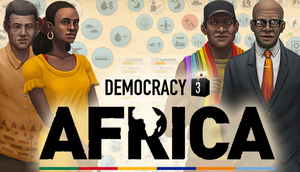 Cover for Democracy 3: Africa.