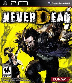 Cover for NeverDead.
