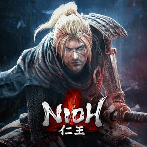 Cover for Nioh.