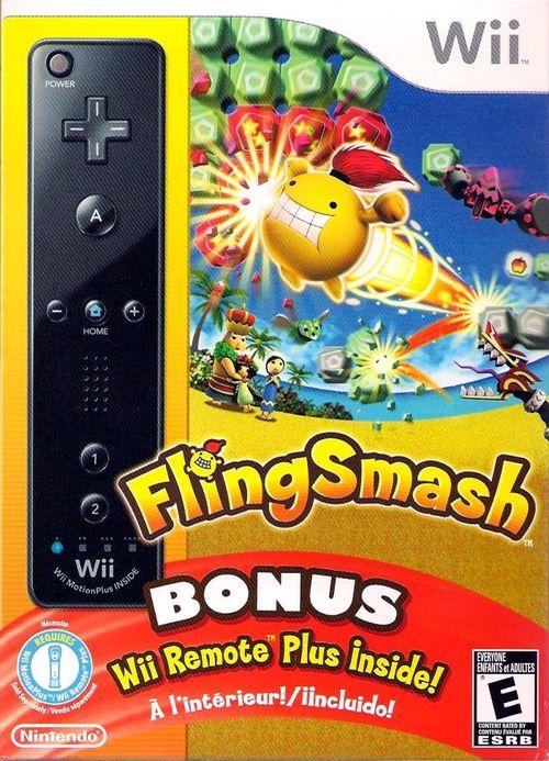 Cover for FlingSmash.