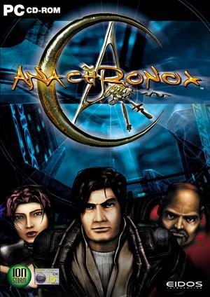 Cover for Anachronox.