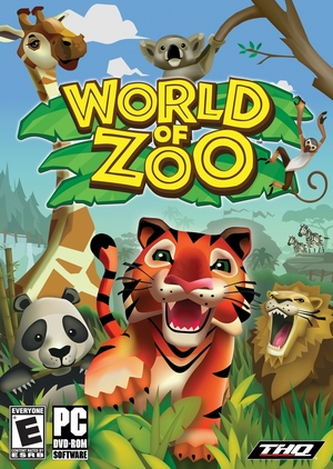 Cover for World of Zoo.