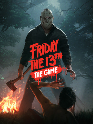 Cover for Friday the 13th: The Game.