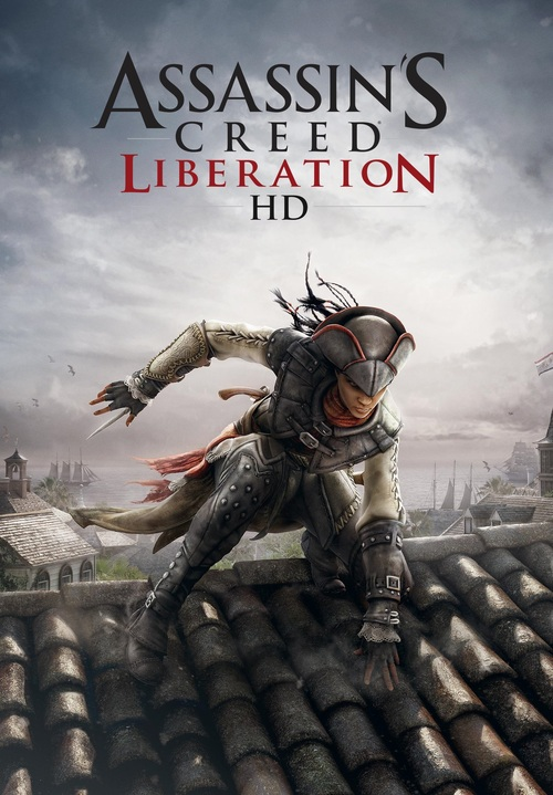 Cover for Assassin's Creed III: Liberation.