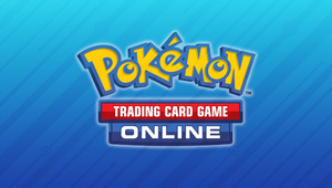 Cover for Pokémon TCG Online.