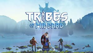 Cover for Tribes of Midgard.