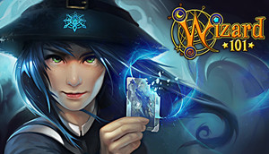 Cover for Wizard101.
