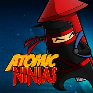 Cover for Atomic Ninjas.