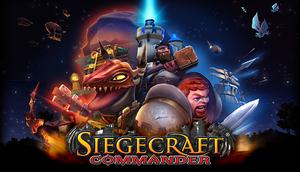 Cover for Siegecraft Commander.