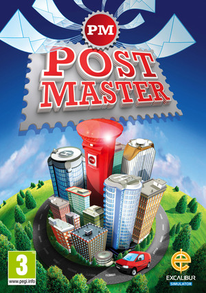 Cover for Post Master.