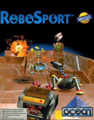Cover for RoboSport.