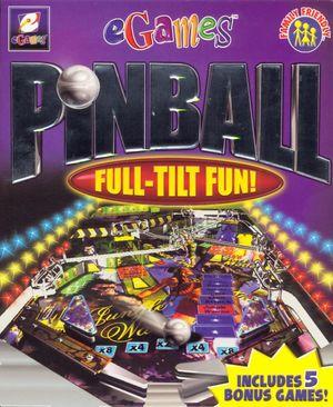 Cover for Full Tilt! Pinball.