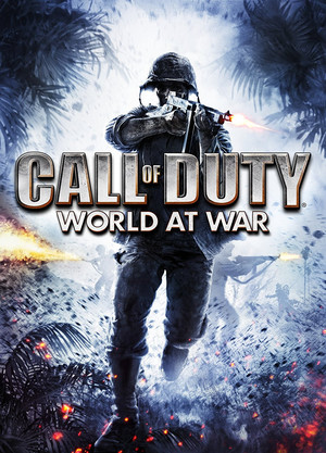 Cover for Call of Duty: World at War.