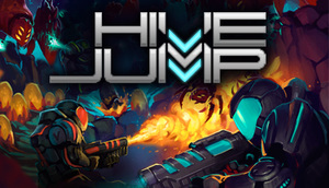 Cover for Hive Jump.