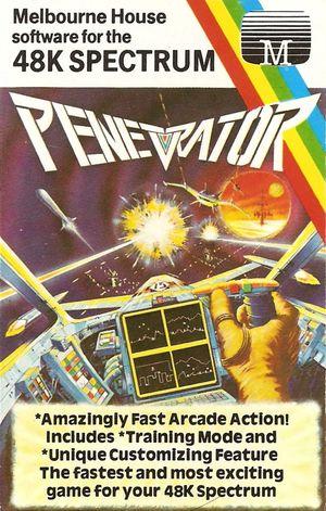Cover for Penetrator.