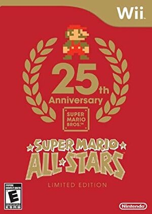 Cover for Super Mario All-Stars Limited Edition.