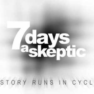 Cover for 7 Days a Skeptic.
