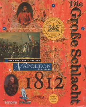 Cover for Battleground 6: Napoleon in Russia.