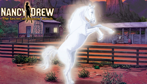 Cover for Nancy Drew: The Secret of Shadow Ranch.