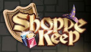 Cover for Shoppe Keep.