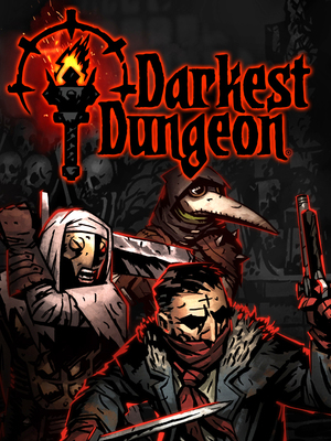 Cover for Darkest Dungeon.