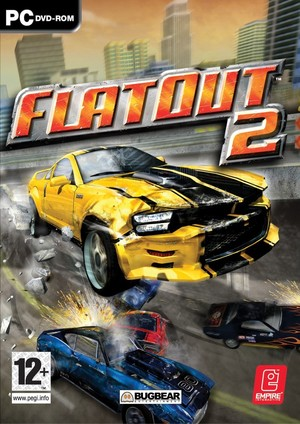 Cover for FlatOut 2.
