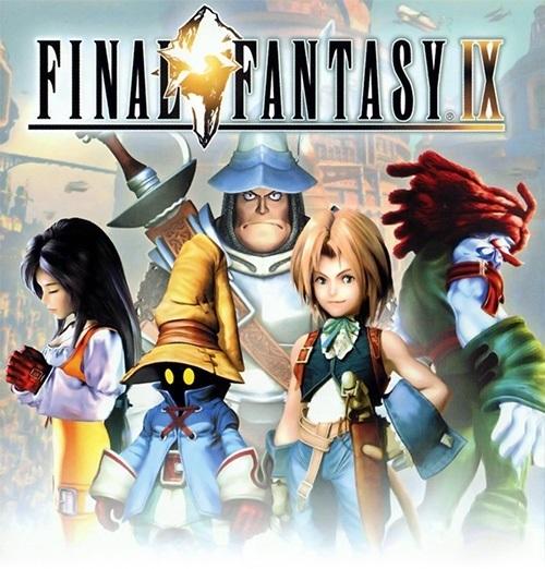 Cover for Final Fantasy IX.