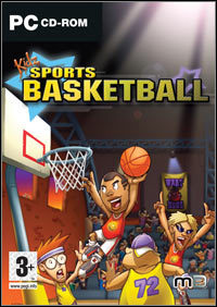 Cover for Kidz Sports Basketball.