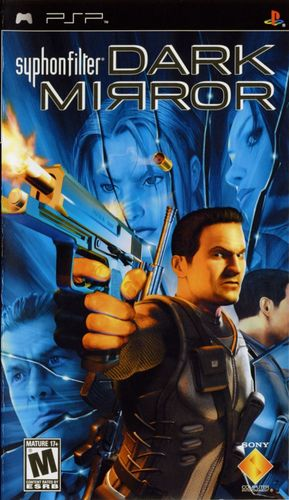 Cover for Syphon Filter: Dark Mirror.