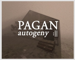 Cover for PAGAN: Autogeny.
