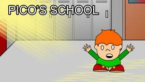 Cover for Pico's School.