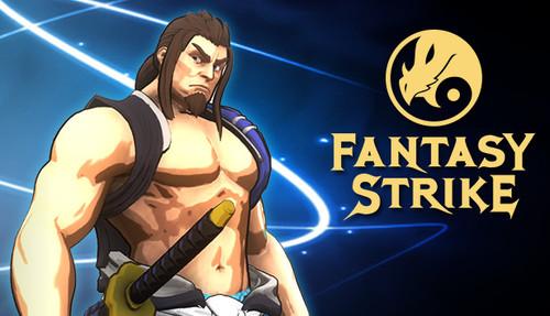 Cover for Fantasy Strike.
