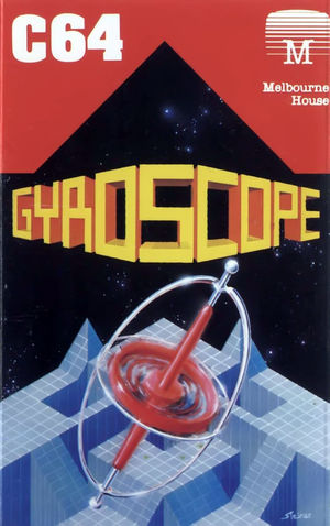 Cover for Gyroscope.