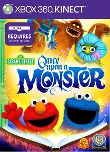 Cover for Sesame Street: Once Upon a Monster.