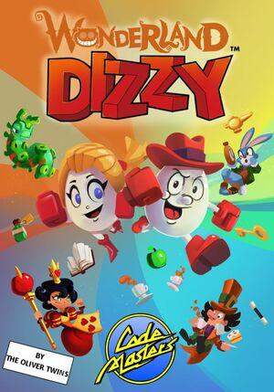 Cover for Wonderland Dizzy.