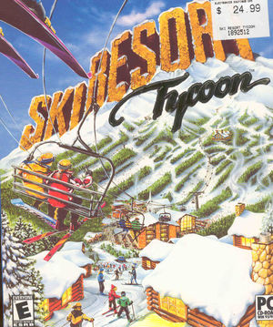 Cover for Ski Resort Tycoon.