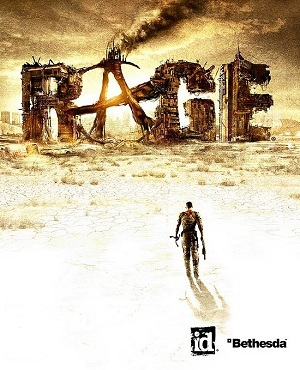 Cover for Rage.