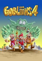 Cover for Gobliiins 4.