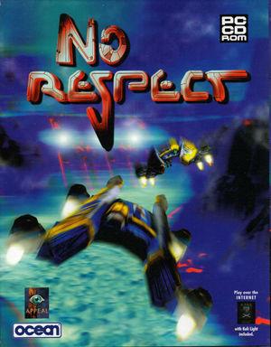 Cover for No Respect.
