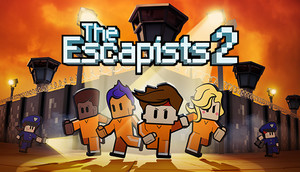 Cover for The Escapists 2.