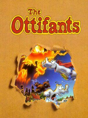 Cover for The Ottifants.