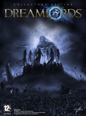 Cover for Dreamlords.