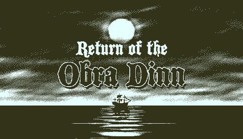 Cover for Return of the Obra Dinn.
