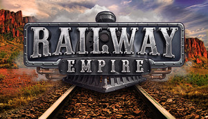 Cover for Railway Empire.