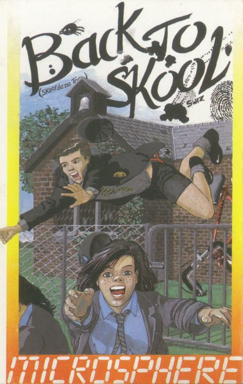 Cover for Back to Skool.