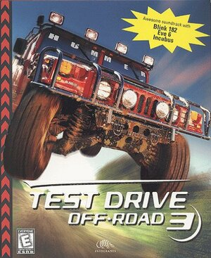 Cover for Test Drive Off-Road 3.