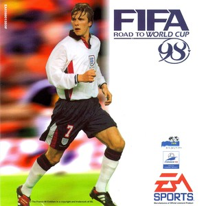 Cover for FIFA: Road to World Cup 98.