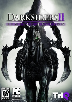 Cover for Darksiders II.