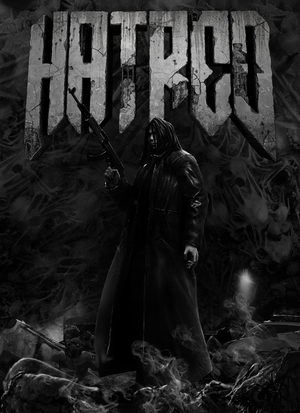 Cover for Hatred.
