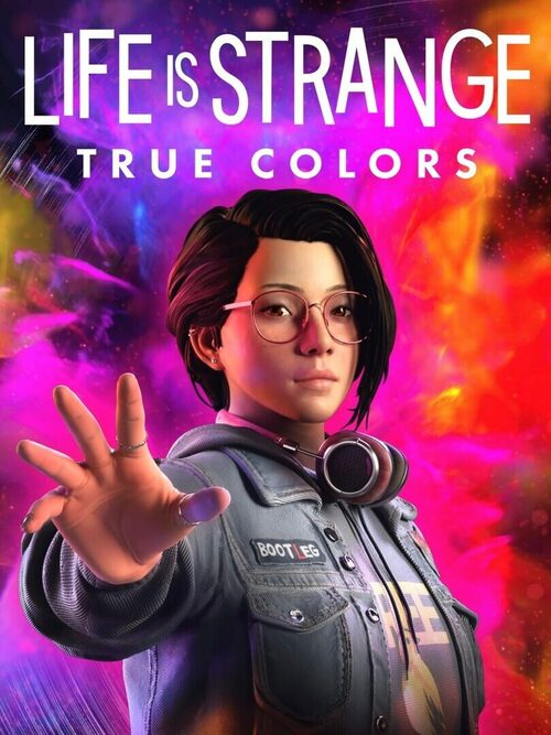 Cover for Life Is Strange: True Colors.